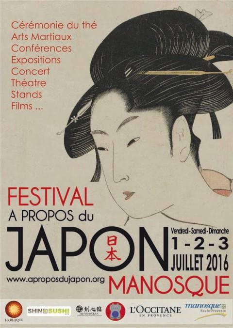 Princesse Monokini - Festival A propos du Japon - Manosque