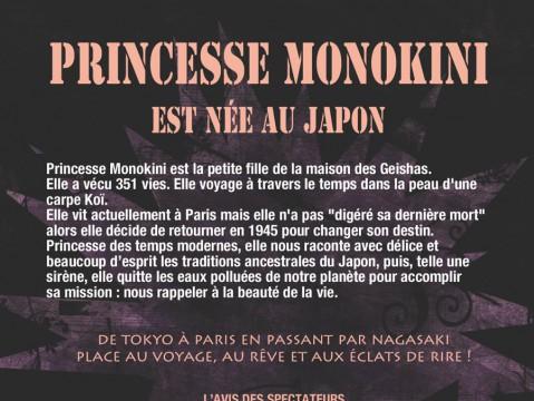 Princesse Monokini Avignon